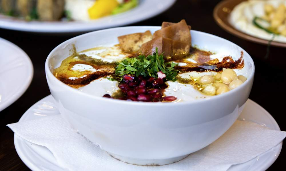 Fatteh - Let the tastiest crumbs fill you up